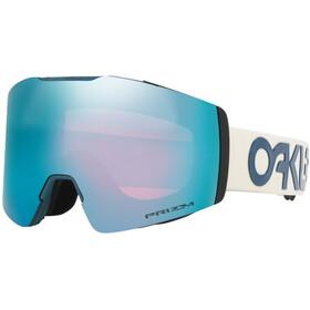 Oakley Fall Line XM Snow Goggles Dame blue/prizm sapphire iridium